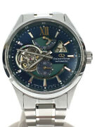 Orient Star Self-winding Watches/modern Skeletons/analog/stainless/nvy/slv