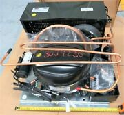 Soda, Wine, Cooler Condensing Unit 1/5 Hp, Imbera Vrd21 Beverage, R134a, R12 New