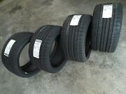 Four 305/30/zr19 Xl Continental Extreme Contact Sport Tires-super Car/race/rally