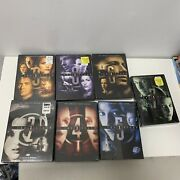 New Sealed - The X-files Seasons 2 And 4-9 Tv Sci-fi Series Dvd
