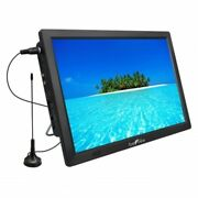 Befree Sound Portable Rechargeable 14 Inch Led Tv With Hdmi Sd/mmc Usb Vga A