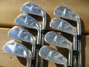 New Taylormade Rac Tp Tour Preferred Mb Forged Irons 3-pw Dg S300 Stiff Steel