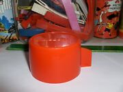 Red Aladdin,lunchbox Cup-for Thermoses That Have Metal Tops And Use Lox-30 Stopper