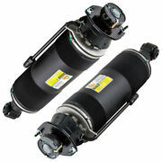 For Mercedes Sl500 And Sl600 Pair Arnott Rear Air Strut Assembly Dac