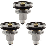 Oregon 82-346 Spindle Assembly For Exmark Toro Lazer Z Hp 52 Mower Deck 3-pack
