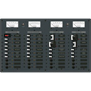 Blue Sea 8086 Ac 3 Sources +12 Positions/dc Main +19 Position Toggle Circuit ...