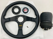 Honda Acura Nsx R Na1 2 Steering Wheel And Horn Button And Hub Complete Set Genuine