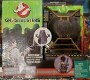 Ghostbusters Proton Pack Projector With Exclusive Slimer Ecto Mini 2016 New