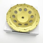 4 5 7pcd Grinding Cup Wheel Epoxy Paint Glue Mastic Abrasive Residue Removal