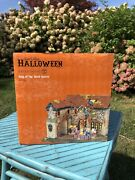 Department 56 Snow Village Halloween Day Of The Dead House 6003161