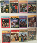 The Saddle Club Books Lot Of 12 By Bonnie Bryant