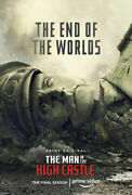 250171 Hot The Man In The High Castle Season 4 Movie Poster Print