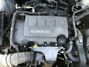 2013-2016 Chevy Cruze 1.4l Engine Motor 165k Vin B Opt. Luv Fits At  660501