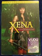 Xena Warrior Princess The Complete Series Dvd New/sealed