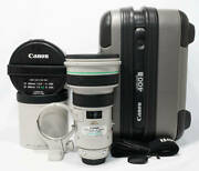 Canon Ef400mm F4 Do Is Usm With Case Usually