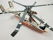 Lego Technic 42052 Heavy Lift Helicopter Complete Power Functions Motor 2-in-1