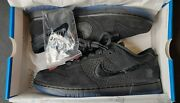 Nike Dunk Low Sp Undefeated 5 On It Black - Do9329-001 - Size 1110.510987