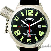 Tauchmeister Two-fight German U-boot Submersible Reprint 200m Waterproof