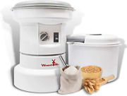 Powerful Electric Grain Mill Grinder For Home And Professional Use - High Speed