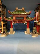 Dept 56 Christmas In The City Welcome To Chinatown