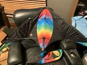 Dynamite Sport Kite, Cherry Bomb, New Tech Kites, With Case And Manual