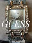 Guess Watches Watch W1121l1 Regular Imports Western Models Mens Wristwatch Model