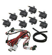 Holley Coil-near-plug Smart Coil Kit - V8 Big Wire 556-128