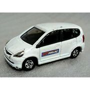 Discontinued Tomica No.100 Honda Fit City Parking From Japan