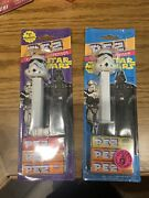 Vintage New 1997 Pez Star Wars 13 Sealed With Candy 2 Opened Total 15 Pez