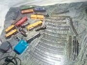 Ho Scale Union Pacific Switcher Locomotive And Caboose Parts