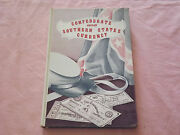 Vintage 1964 Confederate And Southern States Currency Vol I Criswell Coin Book