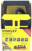 Stanley Outrigger Grounded 7-outlet Wrap And Go Power Station Elevated Base 15a