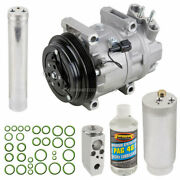 For 2003 Nissan Pathfinder And Infiniti Qx4 Ac Compressor And A/c Kit Dac
