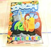 1999 Ty Signed Beanie Babies Silver Trading Card Series 4 Inch The Worm 292