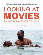 Looking At Movies An Introduction To Film Paperback By Barsam Richard Mo...