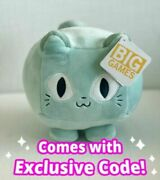 Pet Simulator X - Cat Plush - With Exclusive Redeemable Code In Hand Ships Now
