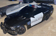 Xmods Rc 1/28 Transformers Barricade - Great Condition Led Siren Lights