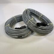 Kvh 32-0510 32-0619 100ft Power Data And Rf Cables For Hd7 + Other Marine Antennas