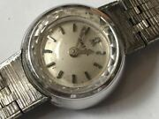 Omega Cut Glass Vintage Watches Women 's Backwinder Watch Backwind S-12