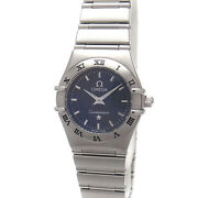 Green Shop Pawn Omega Constellation Mini 1562.40 Women's Watches Secondhand