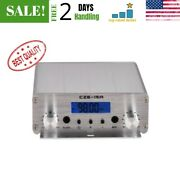 Original Fm Stereo Pll Broadcast Transmitter Exciter 88mhz-108mhz Power Source