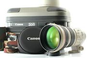 【 Near Mint++ W/ Trunk 】canon Ef300mm F/ 2.8 L Is Usm Telephoto Lens From Japan
