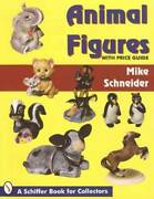 Vintage Animal Figurines Collector Guide Incl Frankoma Royal Doulton Others