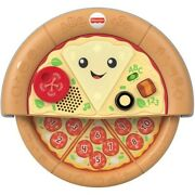 Laugh And Learn Slice Of Learning Pizza Baby Activity Toy