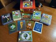 2006 Panini Fifa World Cup Germany Trading Cards / 199 Cards + Empty Block