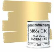 Shabby Chic Chalked Furniture Paint Luxurious Chalk Finish Antique Gold