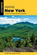 State Hiking Guides Ser. New York By Rhonda And George Ostertag 2018 Trade...