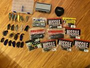 Assorted Bass Tackle