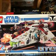 Lego 7676 Star Wars Republic Attack Gunship Retired Product The Best Price New