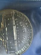1961 Very Rare Full Step Liberty Jefferson Nickel Full Steps On The Monteicello
